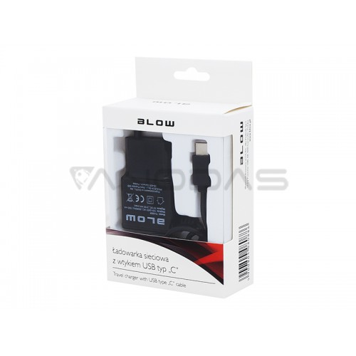 Įkroviklis 5V 2.1A - USB C