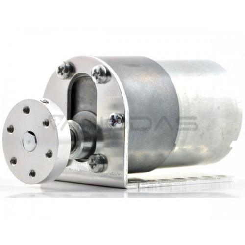 Pololu 37Dx54L Motor with 50:1 Gear 6V 200RPM