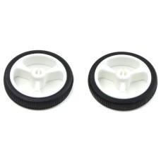 Pololu wheels 32x7mm white 2 pcs.