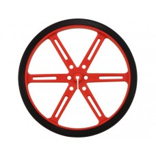 Pololu wheels 90x10mm red 2 pcs.
