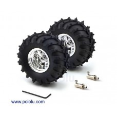 Dagu Wild Thumper wheels 120x60mm - 2 pcs.