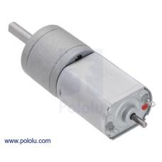 Pololu DC variklis 31:1 6V 450RPM 20Dx41L