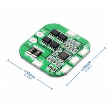 Li-ion Lithium Battery 18650 Charging and protection Board 4S 20A