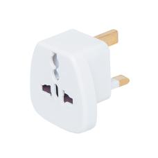 UK plug to universal socket EU USA UK