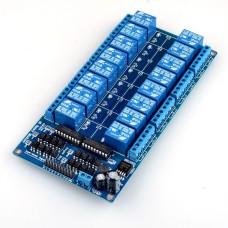 16 channel relay module