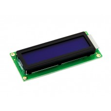 16x2 LCD screen (BLUE)