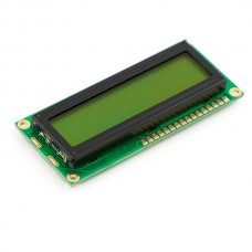 16x2 LCD screen (GREEN)