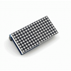16x8 LED Matrix Designed for Raspberry Pi