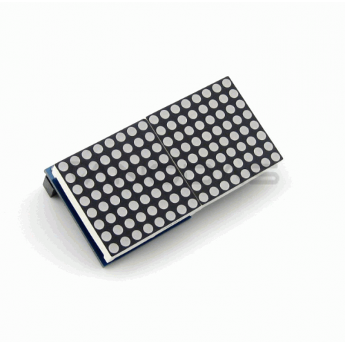 16x8 LED Matrica - Raspberry Pi