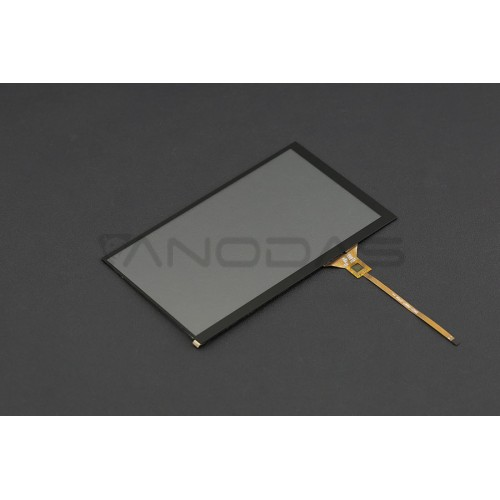 "LattePanda 7"" Capacitive Touch Panel Overlay for V1.0 IPS Display 85%"