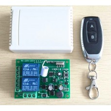 433Mhz Universal Wireless Remote Control 85V ~ 250V