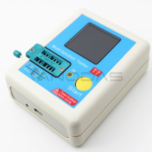 T7 High Speed Multifunctional LCR Tester
