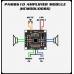 2x15W PAM8610 audio amplifier