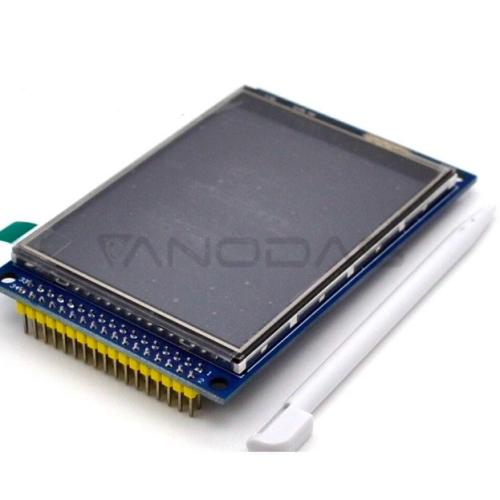 3.2 colių TFT LCD lietimui jautraus ekrano modulis