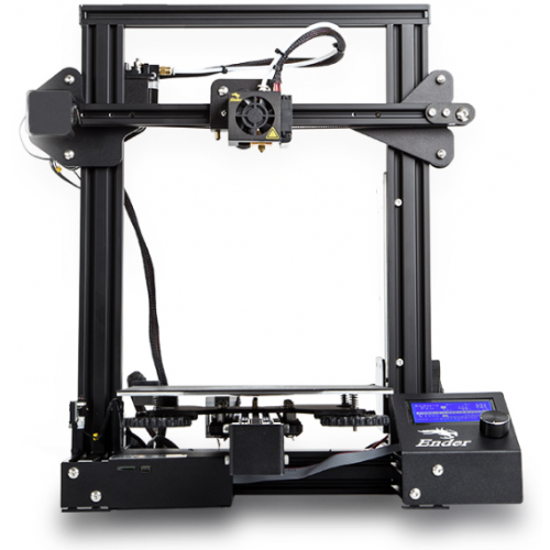 Spausdintuvas 3D - Creality Ender-3 Pro