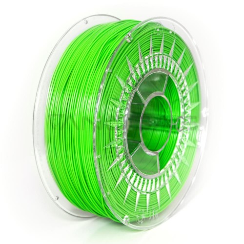 3D plastikas Devil Design PLA 1.75mm 1kg – Bright Green