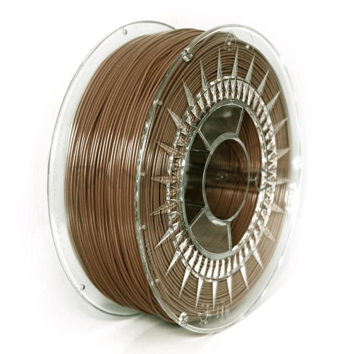 3D plastikas Devil Design PLA 1.75mm 1kg – Brown