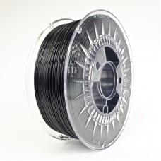 3D plastikas Devil Design PLA 1.75mm 1kg – Galaxy Black