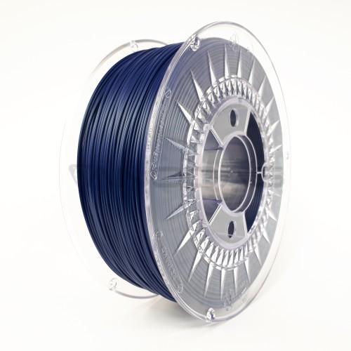 3D plastikas Devil Design PLA 1.75mm 1kg – Navy Blue