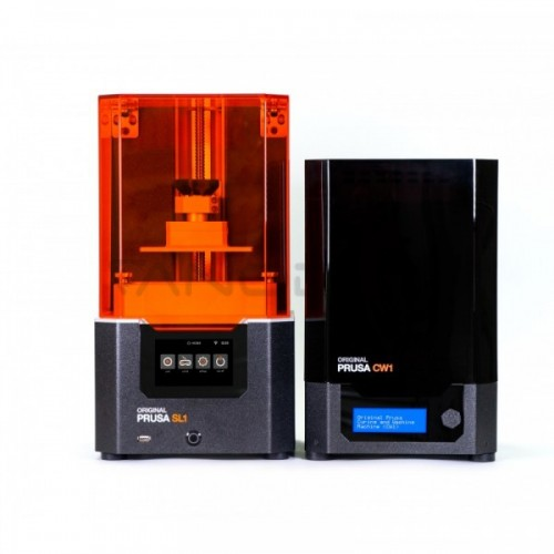 3D spausdintuvas Original Prusa SL1 su Prusa CW1