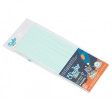 3Doodler Start turquoise color cartridges - 24 pieces