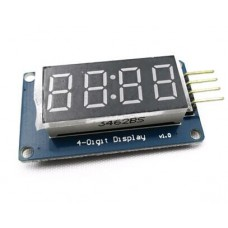 4 Bits Digital LED Display