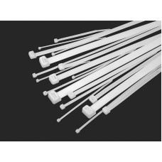 Cable tie 100x1.8mm white