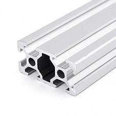 Aliuminio profilis T-SLOT 2040 - 500mm ilgis