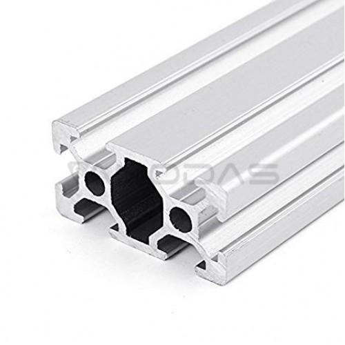 Aliuminio profilis 2040 - 50cm