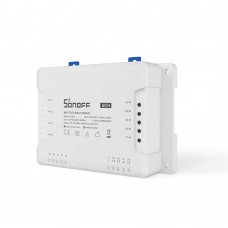 Sonoff PRO R3 4-channel WiFi + RF Smart Switch - 230VAC 2200W