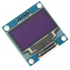 "OLED display 4PIN 0.96"" 128x64 with I2C - Blue"