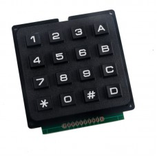 4x4 Matrix Keyboard Module