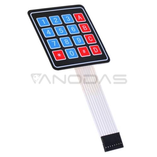 4x4 keyboard module