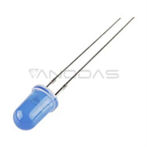 5mm Mėlynas šviesos diodas