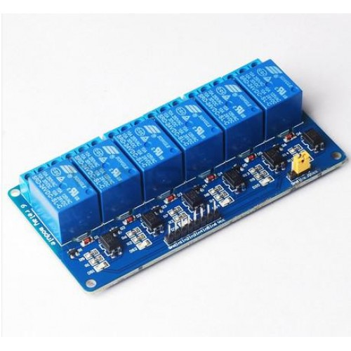 6 channel relay module
