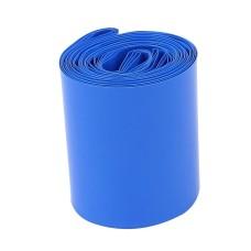 PVC Heat Shrink Sleeves 25mm diameter - blue