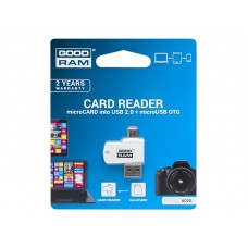Micro SD card reader USB 2.0