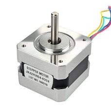 Žingsninis variklis JK42HW34-0334 200 žingsnių/aps 12V / 0.33A / 0.22Nm