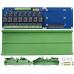 8 kanalų relė modulis Waveshare  skirtas Raspberry Pi