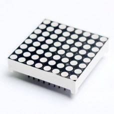 8x8 LED matrix red