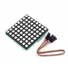 RGB LED Full Color Display Screen 8x8 8*8 Dot Matrix Module for Raspberry Pi 3/2/B+