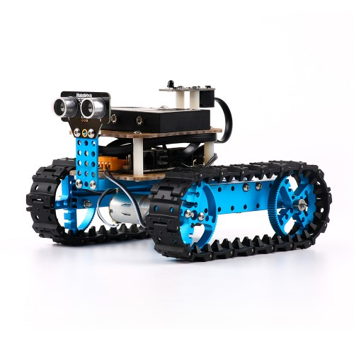 Starter Robot Kit (Bluetooth Version)