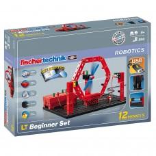 "Fischertechnik ""Robotics-LT Beginner"" rinkinys"
