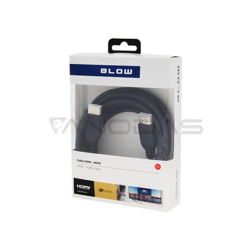 HDMI - HDMI 4K Kabelis 5m