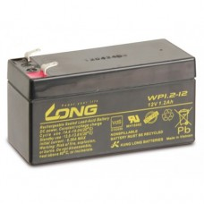 Lead-acid battery 12V 1.2Ah WP1.2-12 LONG