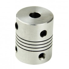 Flexible Coupling for Stepper Motor 5x10x25mm