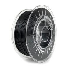3D plastikas Devil Design PLA MATT 1.75mm 1kg - Black