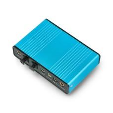 7.1 kanalo USB išorinė garso plokštė - Raspberry Pi 3/2 / B +