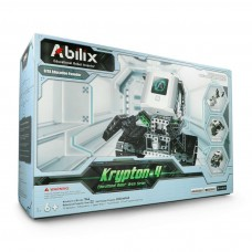 Abilix Krypton 4 V2 - STEM educational robot - 1.3GHz / 943 blocks for building 22 projects with PL