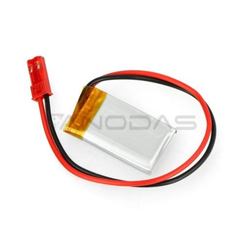 Akyga 175mAh 1S 3.7V Li-Pol akumuliatorius - 30x17x4mm
